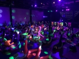 <h5>Glow in the Dark Yoga</h5>