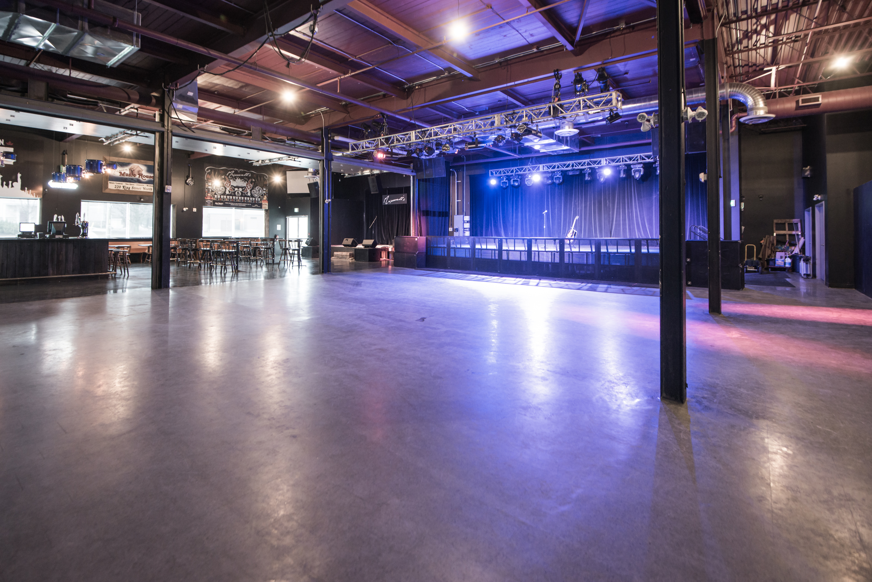 Venue Info Maxwell s Concerts and Events