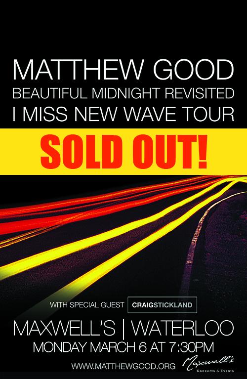 MattGood-Maxwells-SOLD
