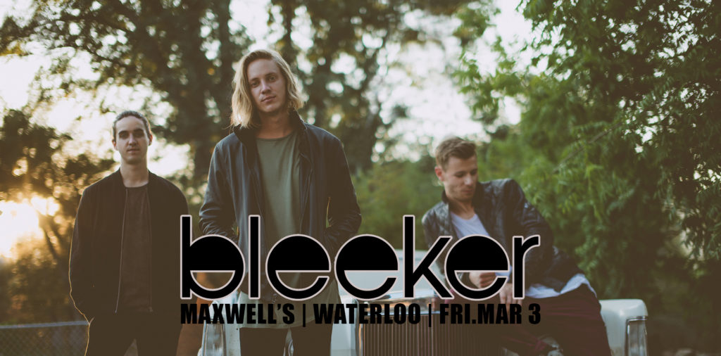 Bleeker-announce